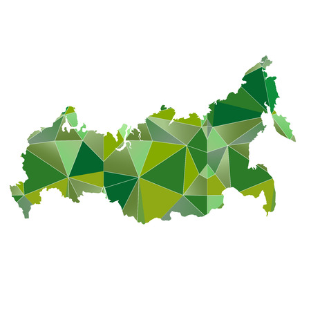 russia map: Russia Map country icon