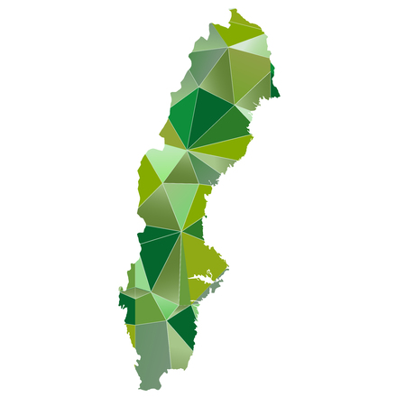 sweden map: Sweden Map country icon