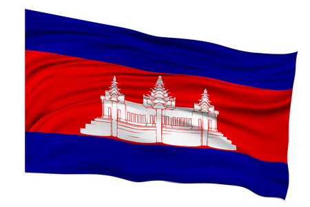 country: Cambodia Flags Country icon Illustration