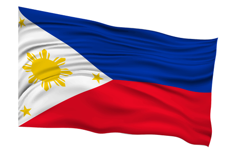 country: Philippines Flags Country icon Illustration