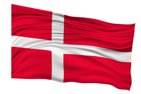 country: Denmark Flags Country icon Illustration