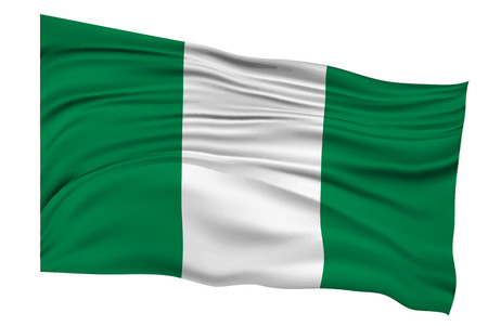 country nigeria: Nigeria Flags Country icon