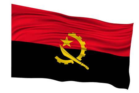angola: Angola Flags Country icon