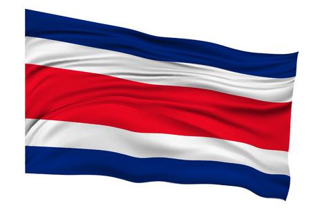 costa rica: Costa Rica Flags Country icon