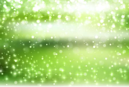 green background: Fresh green light landscape background