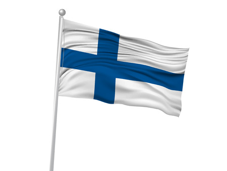 finland: Finland National flag Flag icon