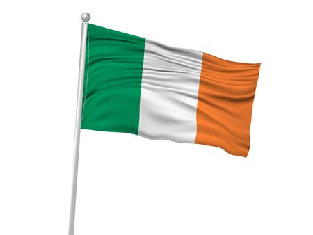ireland flag: Ireland National flag Flag icon