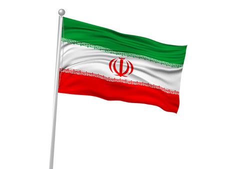 flag: Iran National flag Flag icon