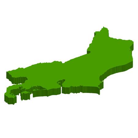 janeiro: Rio de Janeiro, Brazil map icon