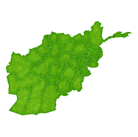 afghanistan': Afghanistan map country icon Illustration