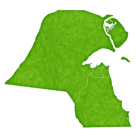 kuwait: Kuwait map country icon