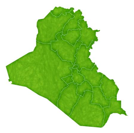 iraq: Iraq map country icon