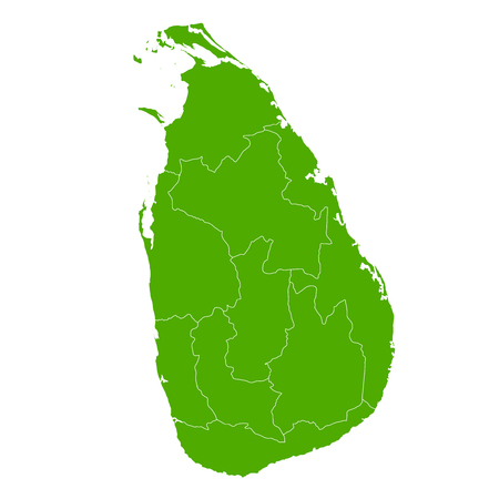sri lanka: Sri Lanka map Country icon