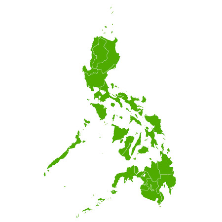 philippines map: Philippines map Country icon