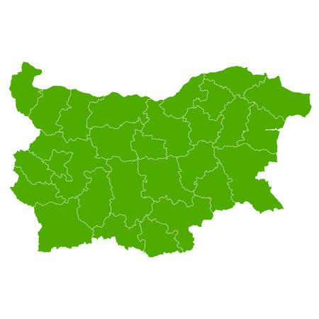 bulgaria: Bulgaria map Country icon