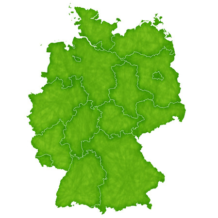 Allemagne carte Pays icon