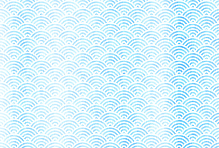 Sea wave summer background