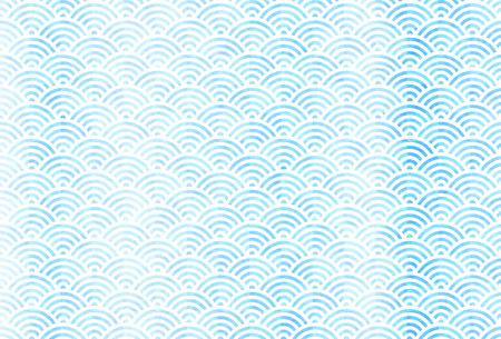 Sea wave summer background