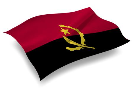 angola: Angola Country flag icon