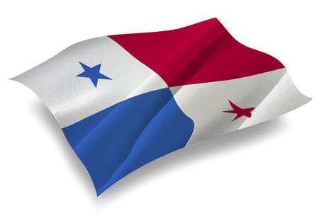 bandera de panama: Panamá País icono de la bandera