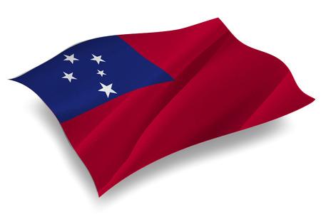 samoa: Samoa Country flag icon