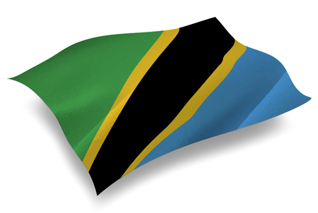 tanzania: Tanzania Country flag icon