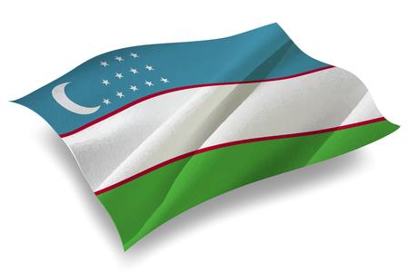 Uzbekistan Country flag icon