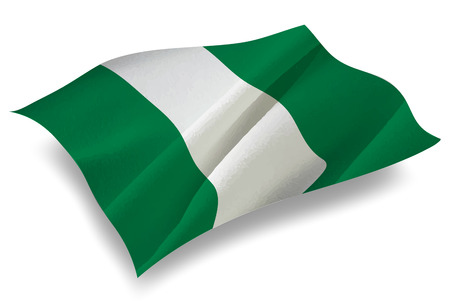 country nigeria: Nigeria Country flag icon