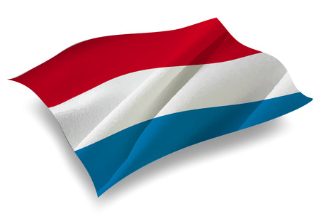 netherlands: Netherlands Country flag icon Illustration