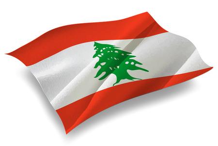 lebanon: Lebanon Country flag icon