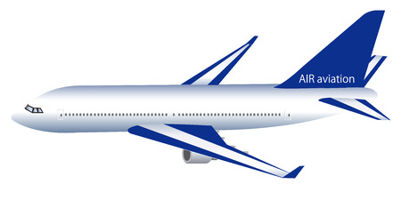 jumbo jet: Airplane rides aviation icon