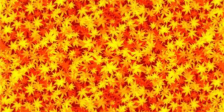 Herbstblätter Herbst Japanischer Papierhintergrund