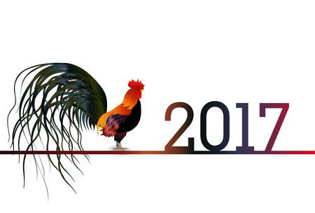 Kakas csirke üdvözlőlap háttér