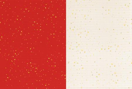 Textura de fondo de la tarjeta de felicitación de papel japonés