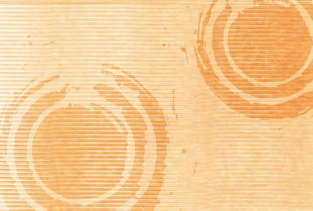 Automne papier japonais texture de fond