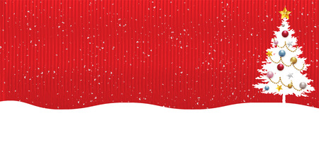 japanese paper: Christmas snow Japanese paper background