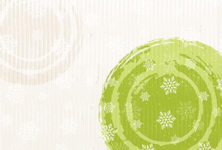 christmas winter: Christmas snow Winter background