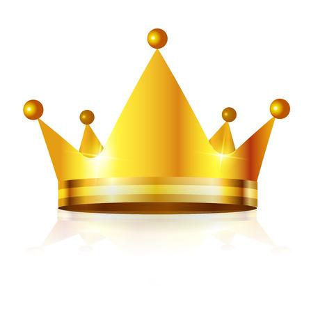 golden light: Crown Golden light icon