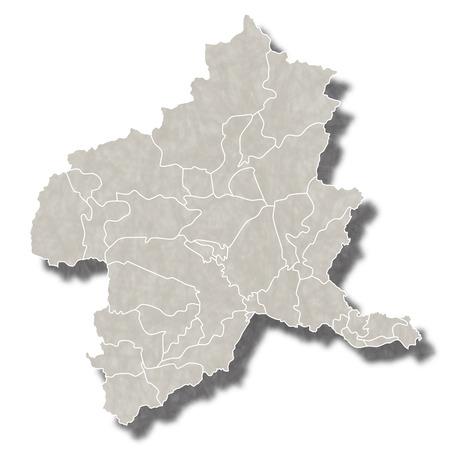 群馬日本地図アイコン