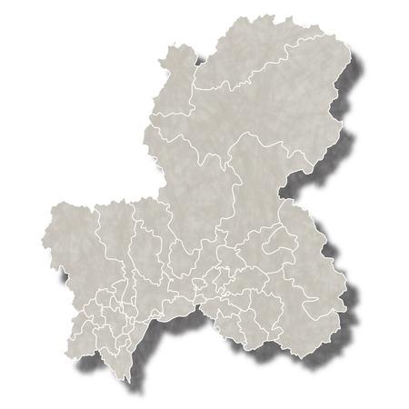岐阜日本地図アイコン