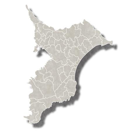 千葉日本地図アイコン