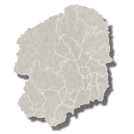 栃木日本地図アイコン