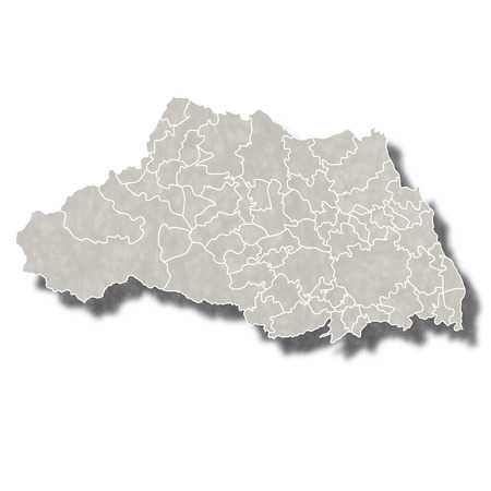 埼玉日本地図アイコン