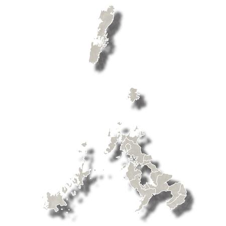 長崎日本地図アイコン