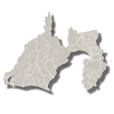 静岡日本地図アイコン