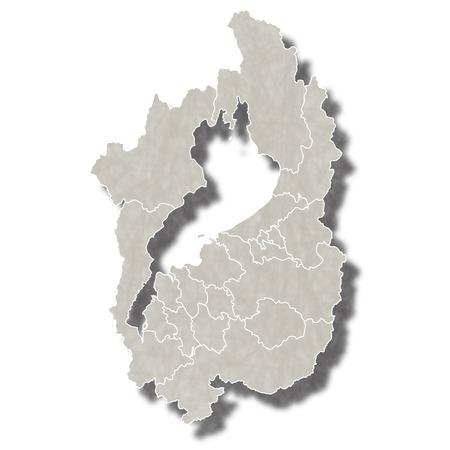 滋賀日本地図アイコン