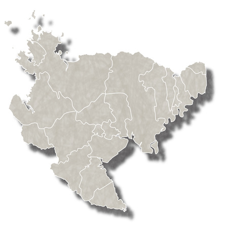 佐賀日本地図アイコン