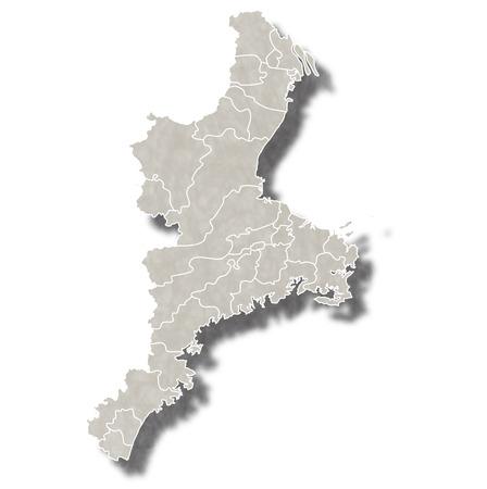 トリプル日本地図アイコン