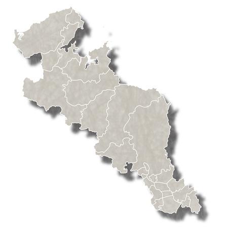 京都日本地図アイコン