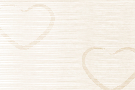 japanese paper: Valentines Heart Japanese paper background